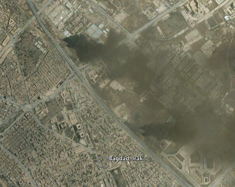 Sud de Bagdad - 2003
