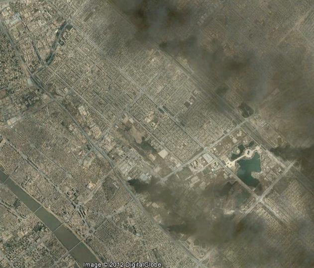 Nord de Bagdad - 2003