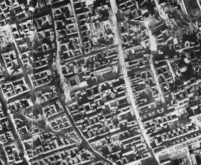Varsovie - Décembre 1935
