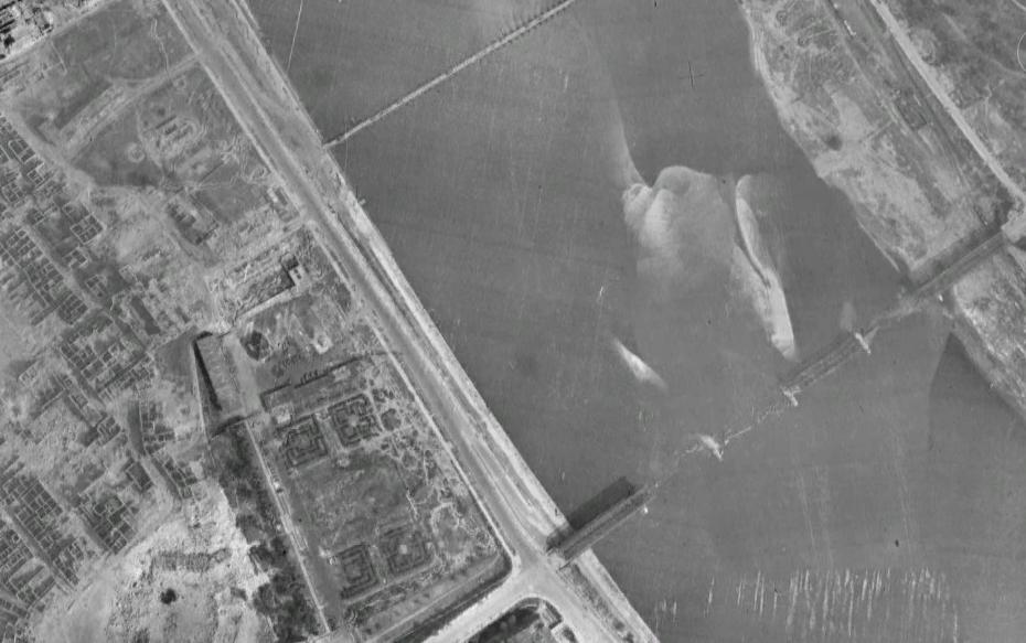 Varsovie - Décembre 1945