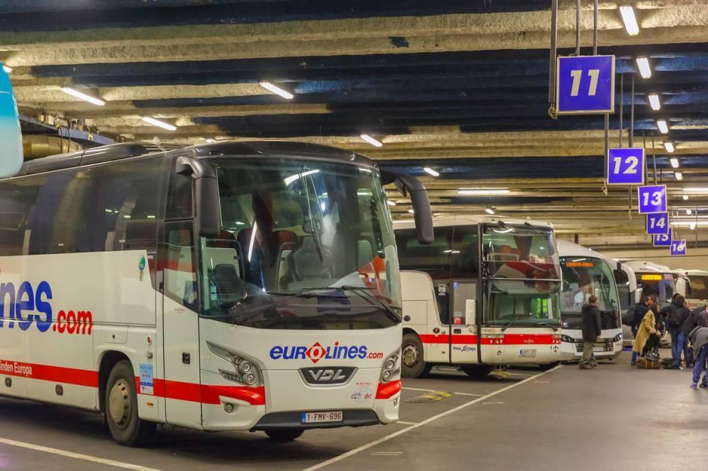 voyager avec eurolines